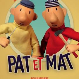 Ciné-goût-thé – Pat et Mat