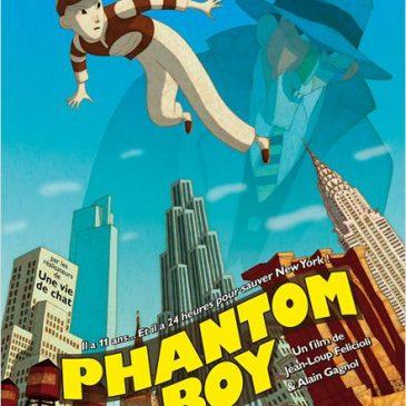 Rencontre avec Alain Gagnol et Jean Louis Felicioli : Phantom Boy