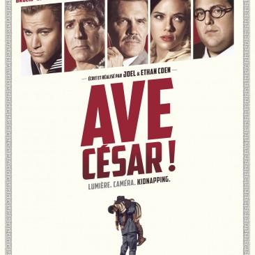 Ave Cesar : en sortie nationale 17 fevrier