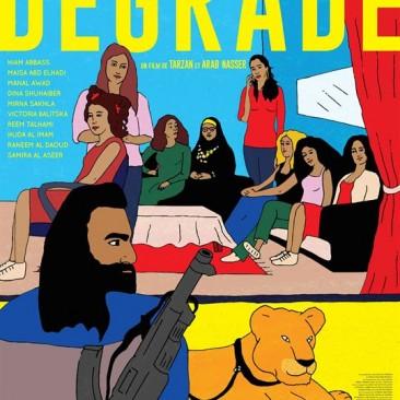 Degradé – Sortie Nationale