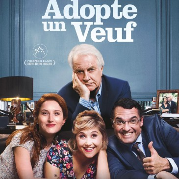 Ciné-Sénior – Adopte un Veuf
