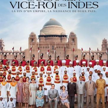 Le dernier vice-roi des Indes – Sortie nationale