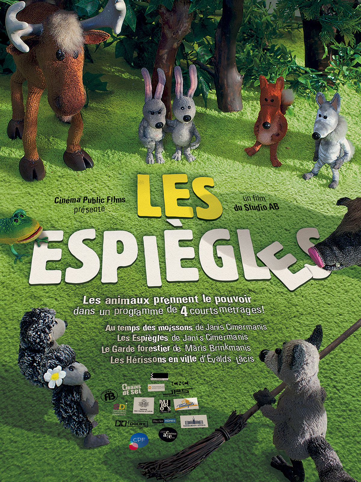 Cine gout th les espi gles - Programme cinema 400 coups angers ...