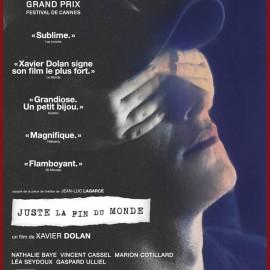 Juste la fin du monde – Ciné-Débat avec L'école de la cause Freudienne – Lundi 6 février à 20h30