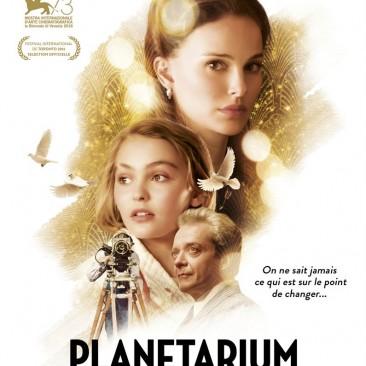 Planetarium – Sortie nationale