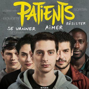 Avant-première – Festival Télérama – Patients – Samedi 21 janvier à 21h