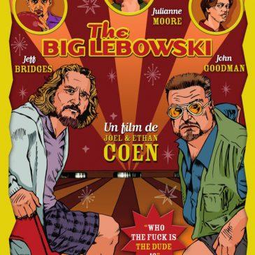 20 ans du festival Télérama – The big Lebowski – Samedi 21 janvier à 14h30