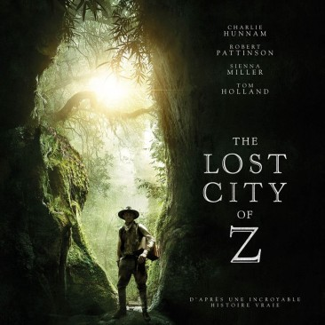 The lost city of Z – Sortie nationale
