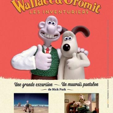 Wallace et Gromit les inventuriers