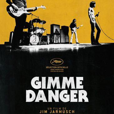 Gimme Danger – Ciné-Concert – Vendredi 24 mars à 20h30