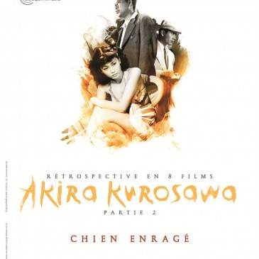 Kurosawa, la preuve par 3 ! – Du 24 mai au 13 juin