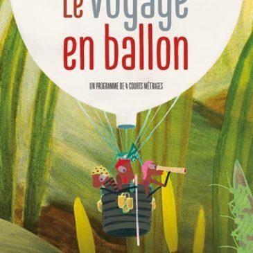 Le voyage en ballon – Ciné-Goût-Thé – Mercredi 31 mai à 14h30