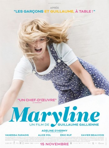Maryline – Sortie nationale le 15 novembre