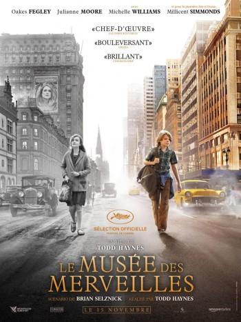 Le musée des merveilles – sortie nationale le 15 novembre