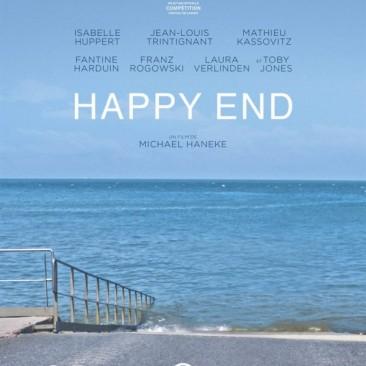 Happy End – Michael Haneke – Sortie nationale le 4 octobre