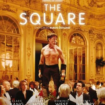 The square – Sortie nationale le 18 octobre