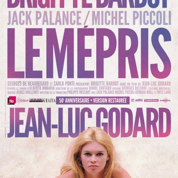 Séance Cinéternel ! – Le Mépris – Jean Luc Godard