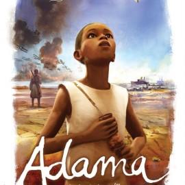 Adama – Ciné-gout-thé – Mercredi 11 octobre à 14h30