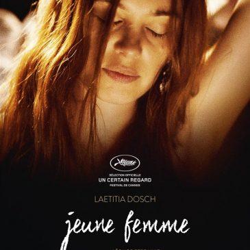 Avant première – JEUNE FEMME – le vendredi 13 octobre à 21h00