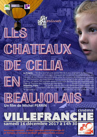 Séance spéciale «Les châteaux de Célia en Beaujolais»