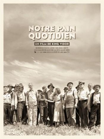 Vendredi 8 décembre à 21h00, L'Autre Cinéma présente «Notre pain quotidien»