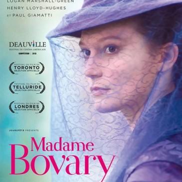 Madame Bovary en partenariat avec le Theatre de Villefranche