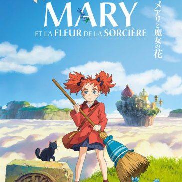 Avant premiere , Mary et la fleur de la sorcière