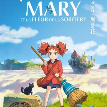 Avant première : Mary et la fleur de la sorcière