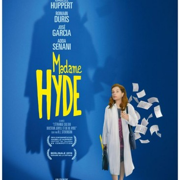 Madame Hyde / sortie nationale