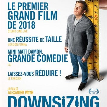 Downsizing/Cinéma Rex