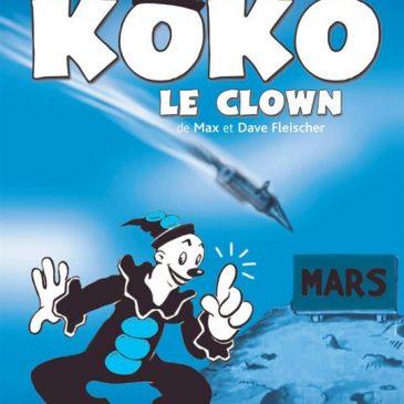 Koko le clown/ ciné gout thé /25 avril à 14h30