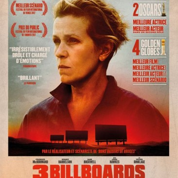 3 Billboards / sortie nationale