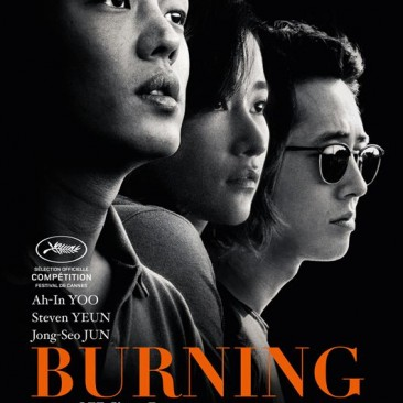 Burning/Sortie nationale