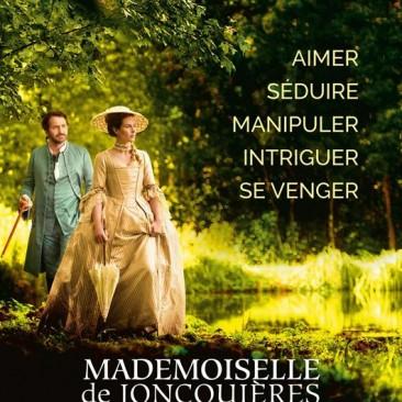 Mademoiselle de Joncquieres/Sortie nationale