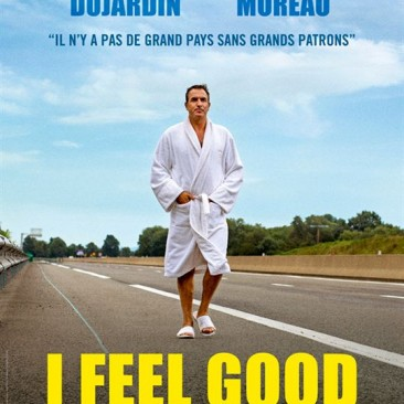 I feel good / sortie nationale
