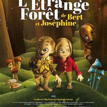 L'étrange forêt de Bert et Josephine