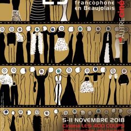 23 èmes rencontres du cinéma en Beaujolais/ du 5 au 11 Novembre 2018