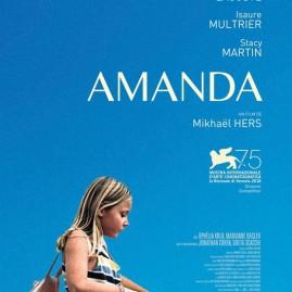 Amanda/Sortie nationale