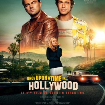 Once Upon A time ……in Hollywood