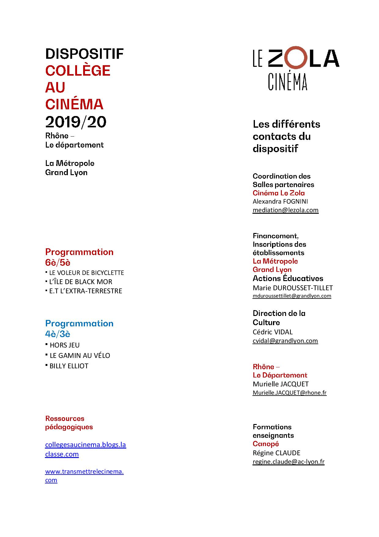 Programme Collège au Cinéma 1920-page-001