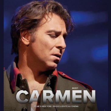 Carmen, samedi 15 juin à 14h30