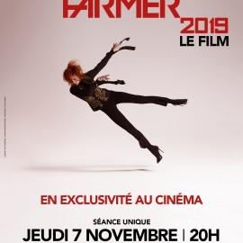 Concert filmé Mylene Farmer