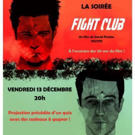 Les jeunes ambassadeurs présente FIGHT CLUB