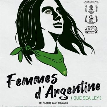 FEMMES D 'ARGENTINE