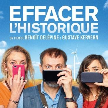 EFFACER L'HITORIQUE