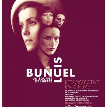 Cycle Buñuel /1.Le charme discret de la bourgeoisie
