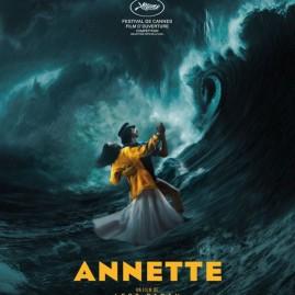 ANNETTE Prix de la mise en scène au festival de Cannes