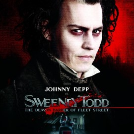 Sweeney Todd séance unique  samedi 12 juin à 18h10