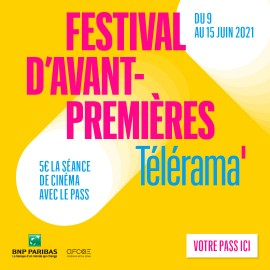 Festival d 'avant premières TELERAMA